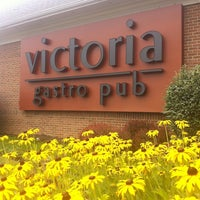 Photo taken at Victoria Gastro Pub by joezuc on 7/9/2012