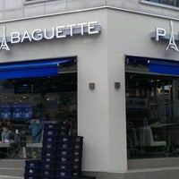 Photo taken at Paris Baguette by Jay K. on 7/9/2011