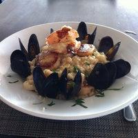 Photo taken at The Sunset Restaurant by Renata V. on 3/3/2012