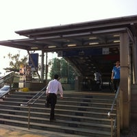 Photo taken at MRT Bang Sue (BAN) by Pongpan S. on 12/21/2010