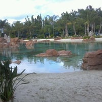 Photo taken at Discovery Cove by Henry K. on 11/15/2011