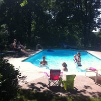 Photo taken at Greg And Tina's Pool by Jason A. on 7/17/2011