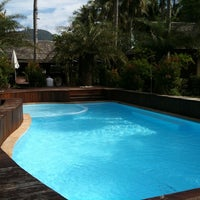 Photo taken at Baan Habeebee Resort by GermanNYJetsFan on 12/12/2011