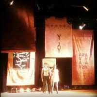 Photo taken at Teatro Prosa by Luma O. on 8/12/2012