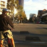 Photo taken at Chapel Street by Fernando d. on 4/20/2012