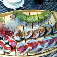 Photo taken at Teak Thai Cuisine & Sushi Bar by C B. on 6/13/2012