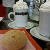 Photo taken at Grande Café by Rafaela M. on 1/5/2012