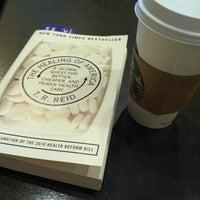 Photo taken at Starbucks by Kirk F. on 8/24/2011