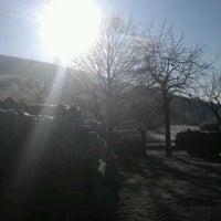 Photo taken at Hund Gassi Hofstetten Main by Bjoern H. on 1/16/2012