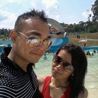Photo taken at Melaka Wonderland by Mohd I. on 6/23/2012