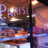 Photo taken at Parisi Bakery Delicatessen by Danny S. on 1/27/2012