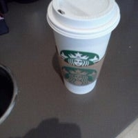 Photo taken at Starbucks by Rachel T. on 8/11/2012
