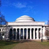 Photo taken at Massachusetts Institute of Technology (MIT) by Carme M. on 1/5/2012