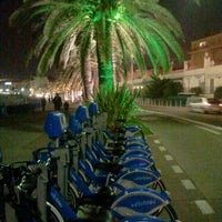Photo taken at Vélo Bleu (Station No. 22) by Iarla B. on 2/24/2012