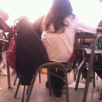 Photo taken at Escuela Santa Cruz by Susana Q. on 11/15/2011