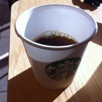 Photo taken at Starbucks by Robert B. on 1/10/2012