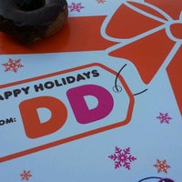 Photo taken at Dunkin' Donuts by Sharon N. on 11/21/2011