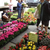 Photo taken at St. Paul Farmers' Market by Laura M. on 5/26/2012