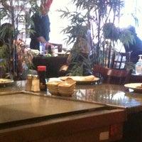 Photo taken at Wasabi Steakhouse & Sushi Bar by Sylvia W. on 5/25/2012