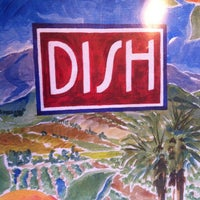 Photo taken at DISH by Martin M. on 1/28/2012