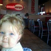 Photo taken at Smashburger by Christopher B. on 9/4/2011