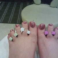 Photo taken at The Nail Forum by Lucy A. on 12/1/2011