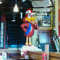 Photo taken at Red Robin Gourmet Burgers by mari m. on 12/27/2011