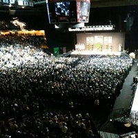 Photo taken at CFE Arena by Corey B. on 12/16/2011