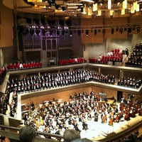 Photo taken at Roy Thomson Hall by Evan M. on 6/14/2012