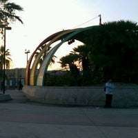 Photo taken at North Hollywood Metro Station by April L. on 9/13/2011
