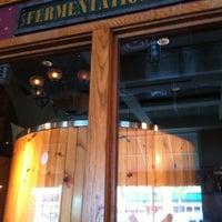 Photo taken at Red Brick Station Restaurant & Brew Pub by Larry J. on 7/25/2011