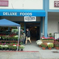 Photo taken at Deluxe Foods by Jonathan C. on 4/23/2011
