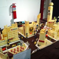 Photo taken at The Chocolate Show by Tom W. on 11/12/2011