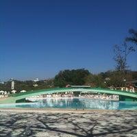 Photo taken at Jaraguá Country Club by Jackson N. on 8/14/2011