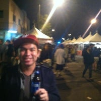 Photo taken at First Fridays Art Walk by Jan-Wesley H. on 10/8/2011