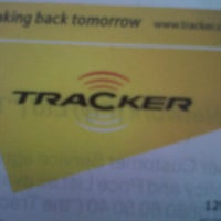 Photo taken at Tracker Head Office by Keabetswe M. on 11/29/2011