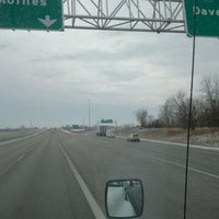 Photo taken at I-35 by Dan R. on 1/25/2012
