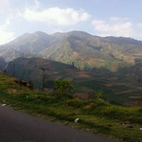 Photo taken at Dieng Plateau by Baksrini N. on 9/4/2011