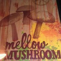 Photo taken at Mellow Mushroom by Cynthia H. on 11/4/2011