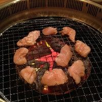 Photo taken at 焼肉屋 マルキ市場 三軒茶屋店 by takuya y. on 5/17/2012