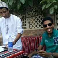 Photo taken at Ziyara Coffee Shop by Ward M. on 12/20/2011