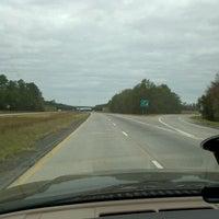 Photo taken at I-16 by Jim J. on 11/26/2011
