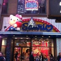 Photo taken at Sanrio by Mia M. on 5/15/2012