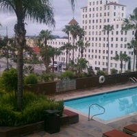 Photo taken at Renaissance Long Beach Hotel by George A. on 5/2/2012