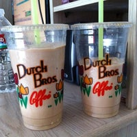 Photo taken at Dutch Bros. Coffee by Jose F. on 9/5/2011