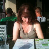 Photo taken at H. Toad's Bar & Grill by Mark E. on 7/24/2011