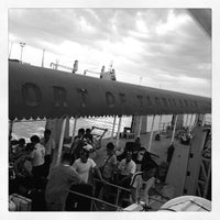 Photo taken at Tagbilaran City Bohol Port by Patrick L. on 6/8/2012