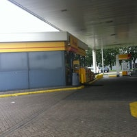 Photo taken at Shell Blommendaal by Jos V. on 9/5/2011