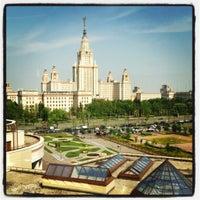 Photo taken at Факультет политологии МГУ by Marat I. on 5/15/2012