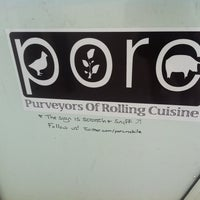 Photo taken at PORC (Purveyors Of Rolling Cuisine) by Alicia D. on 5/13/2011